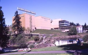 My Spring Home during my UW days