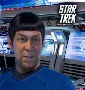 Me as a Vulcan