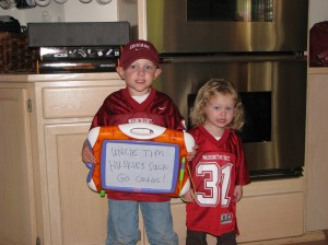 Little Cougs